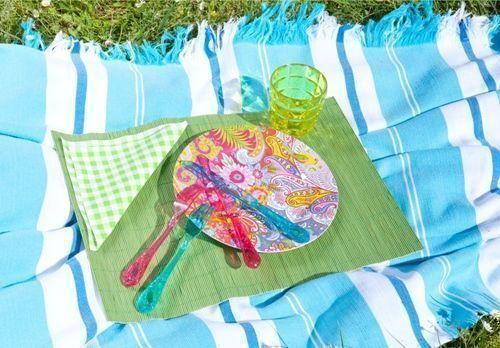 Idea de decoración para exteriores ¡el picnic es tendencia! 8