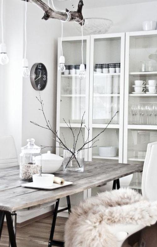 Ideas para decorar con ramas secas 19
