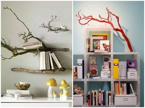 ideas para decorar con ramas secas 4