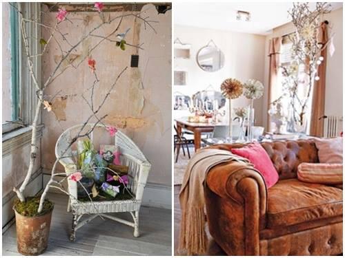 ideas para decorar con ramas secas 5