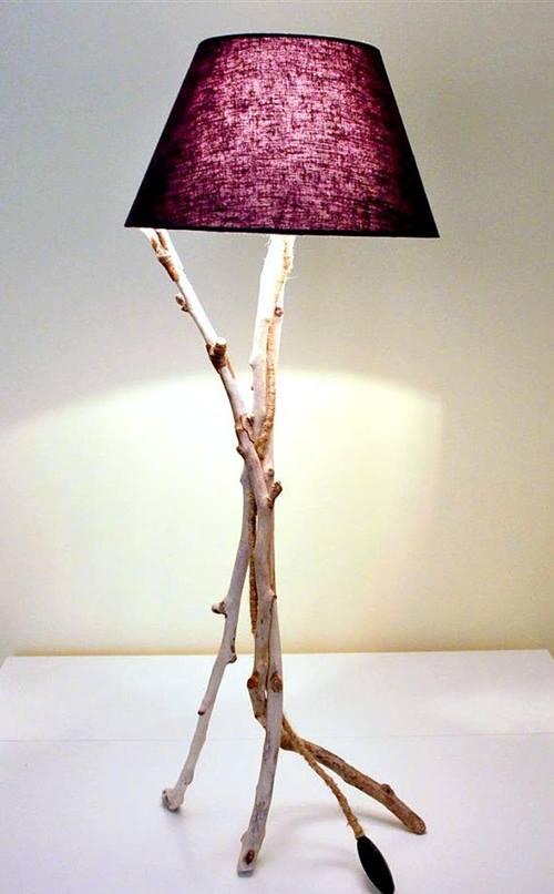 ideas para decorar con ramas secas 6