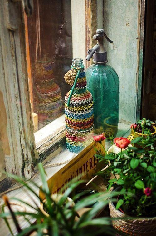 mueble reciclado para una decoracion joven y divertida 1