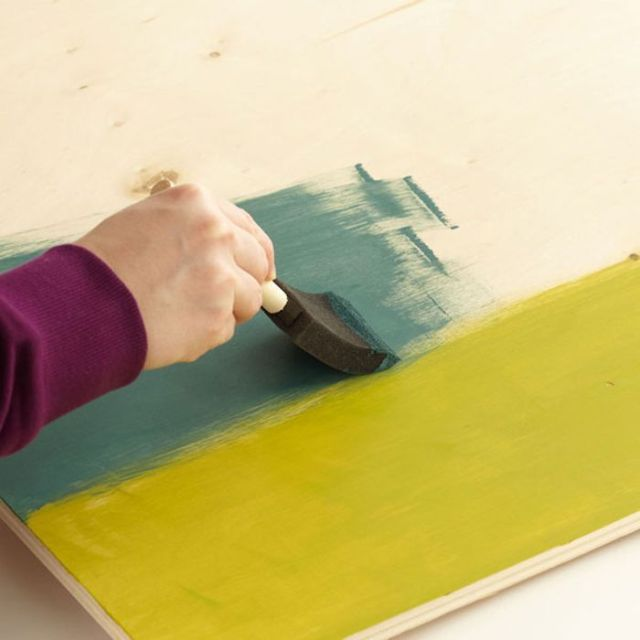 ☆ Decorar paredes a todo color con Ikats ☆ 3