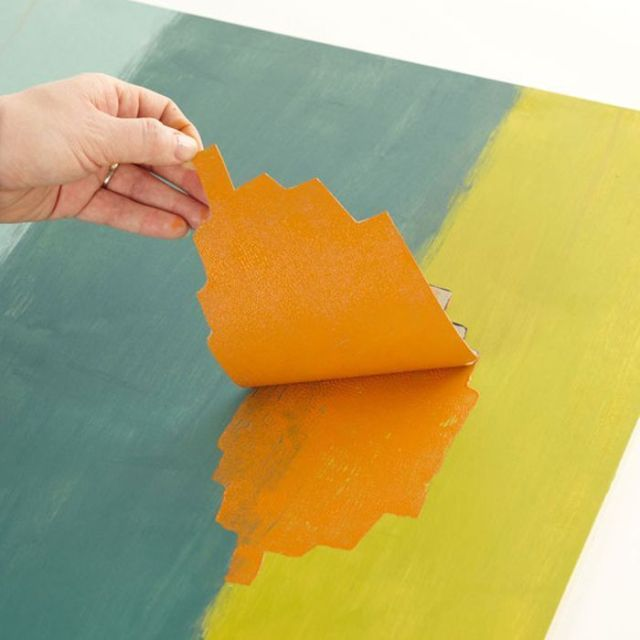 ☆ Decorar paredes a todo color con Ikats ☆ 6