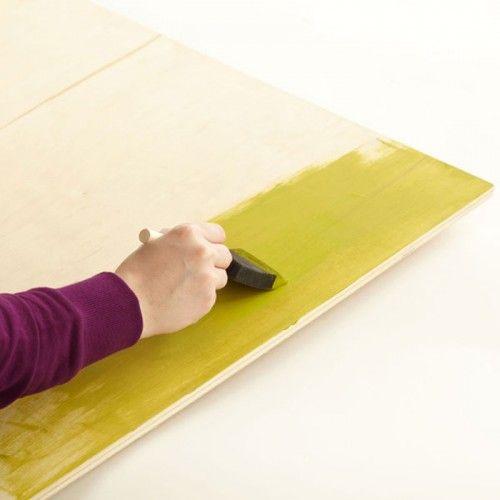 ☆ Decorar paredes a todo color con Ikats ☆ 2