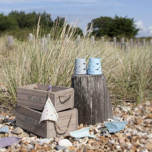 Decorar la casa de playa objetos para acentuar el estilo náutico 11