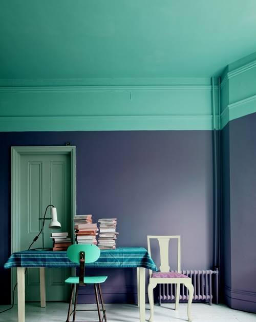 Nuevos colores en decoracion para interiores de casa 5
