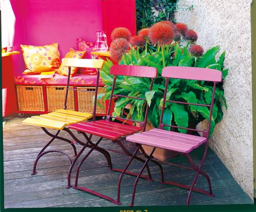 ❀ Ideas para decorar terrazas y balcones  ❀ 4