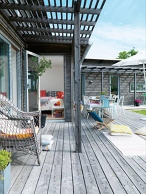 Crear un salón al aire libre 10