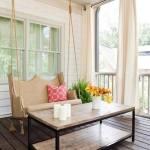 Crear un salón al aire libre 7