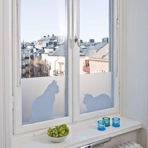 Vinilos adhesivos para decorar ventanas decomanitas for Vinilos murales adhesivos