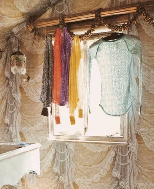 decorar con ropa dale un toque boho chic a la habitacion 1