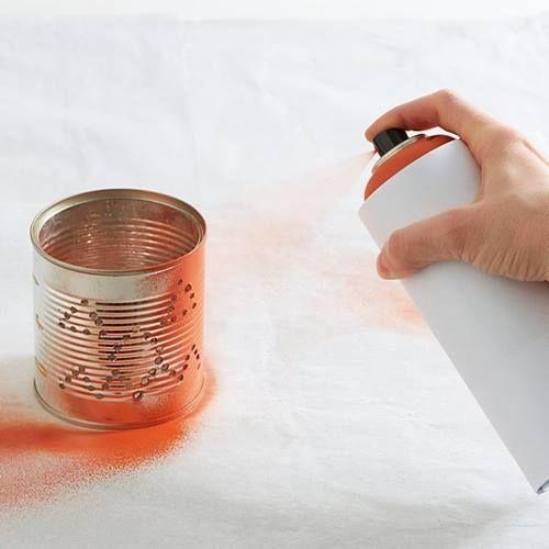 Manualidades para Halloween con ideas para decorar latas 5