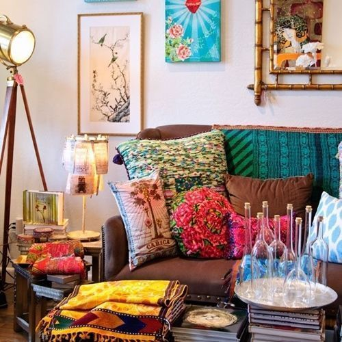 qu es boho chic en decoraci n de interiores decomanitas