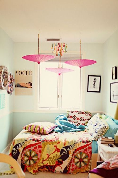 Qu es boho chic en decoraci n de interiores decomanitas for Cuartos hippies