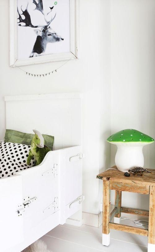 Ideas originales para decorar reciclando habitaciones de niños 3