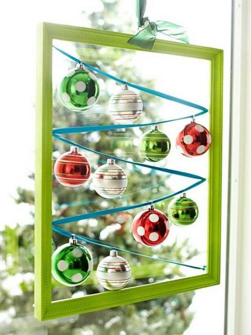 Árboles de Navidad fáciles para hacer a última hora... 1