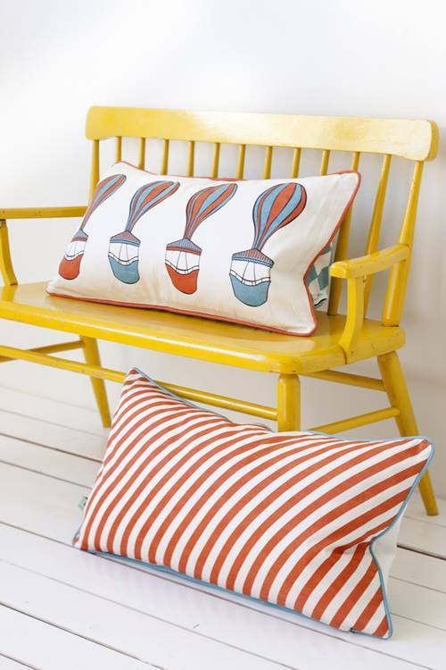 Ideas de decoración vintage con sutiles pinceladas de amarillo 7