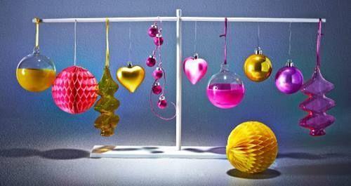 Nuevas decoraciones de Navidad del catálogo Ikea 6