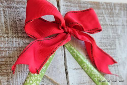 como hacer un arbol de Navidad facil  3