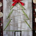 Cómo hacer un árbol de Navidad fácil