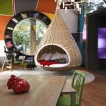 Decoración moderna ejemplar para interiores de casas: estudio en Brasil que cautiva…