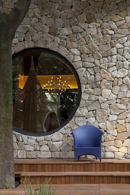 Decoración moderna ejemplar para interiores de casas estudio en Brasil que cautiva... 5