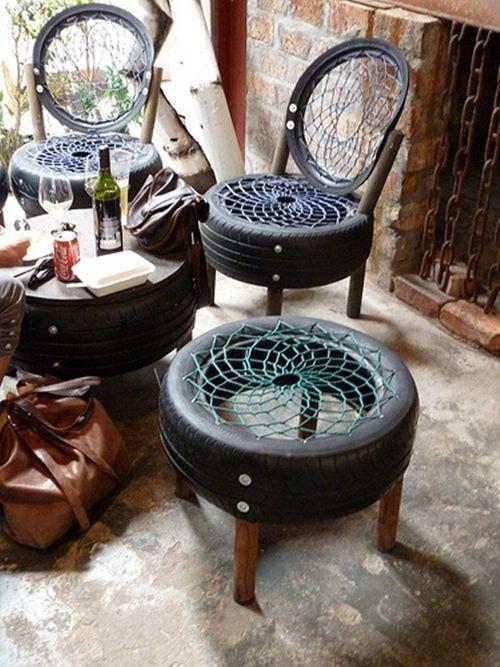 objetos reciclados nuevos usos en decoracin para viejos trastos