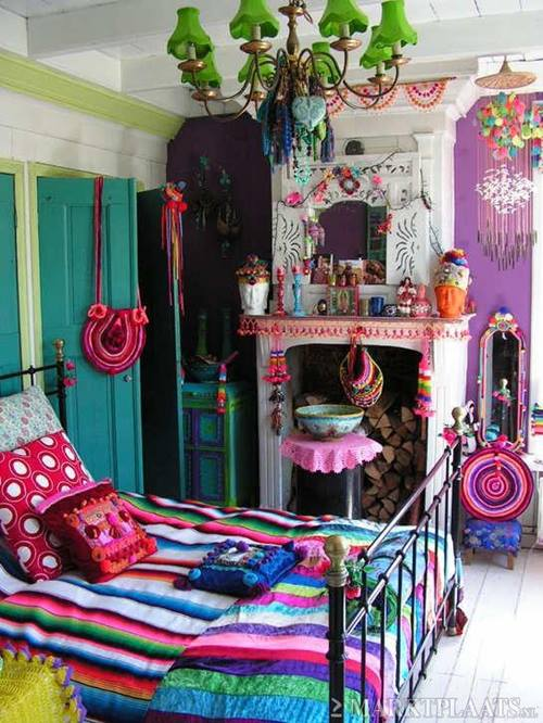 7 ideas de inspiración boho-chic para decorar la casa 1