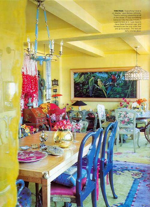 7 ideas de inspiración boho-chic para decorar la casa 2