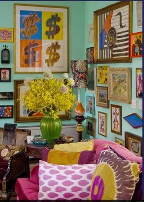 7 ideas de inspiración boho-chic para decorar la casa 3