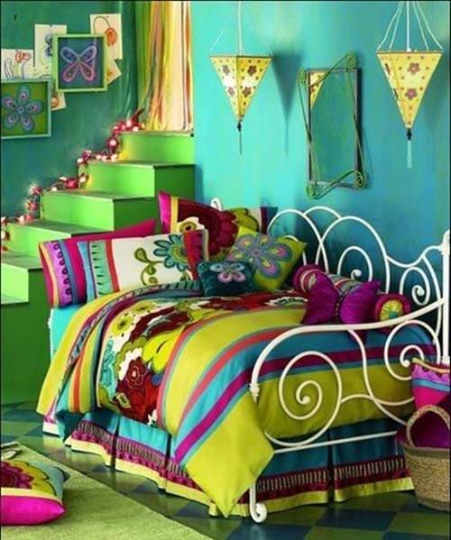 7 ideas de inspiración boho-chic para decorar la casa 4