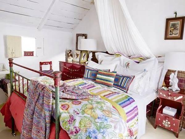 Boho chic by Zara Home 4 habitaciones de la colección 2014 2