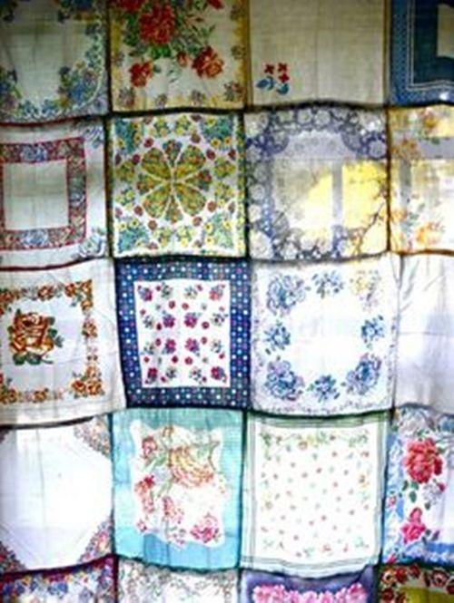 Ideas para decorar ventanas (o cómo hacer cortinas con pañuelos, tapetes, collares…) 5