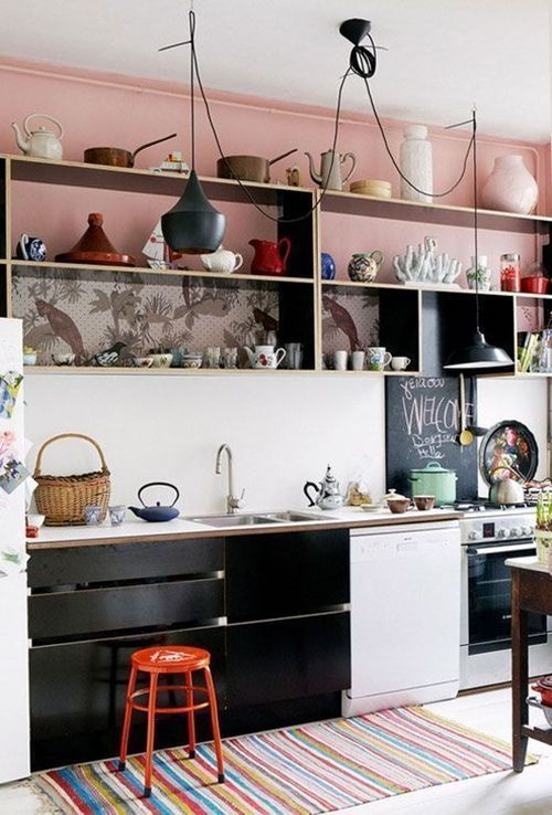 La decoración de interior en color rosa palo es ¡tendencia absoluta! 10