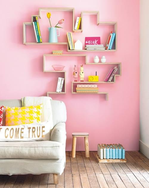 La decoración de interior en color rosa palo es ¡tendencia absoluta! 9