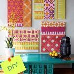 Cómo decorar mi casa con stencil de motivos geométricos de estilo marroquí