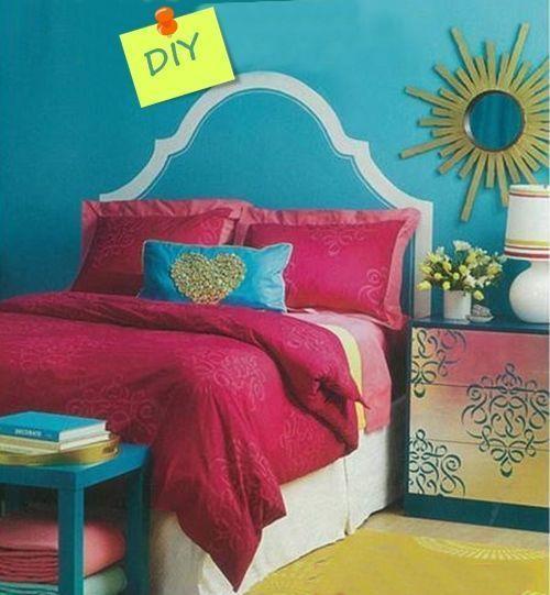 Cómo decorar mi casa con plantillas para pintar de estilo marroquí 2