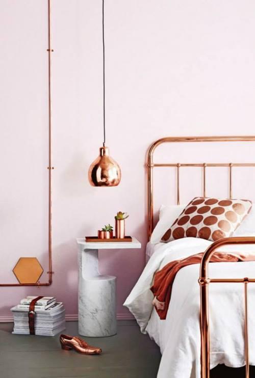 ¡Decomanitas descubre cómo decorar reciclando tuberías de cobre! 2
