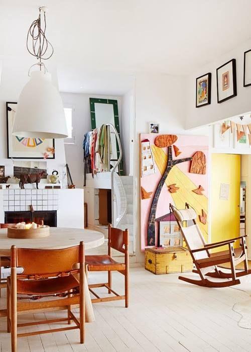7 salones bien decorados con el punto justo de modernidad y diseño 2