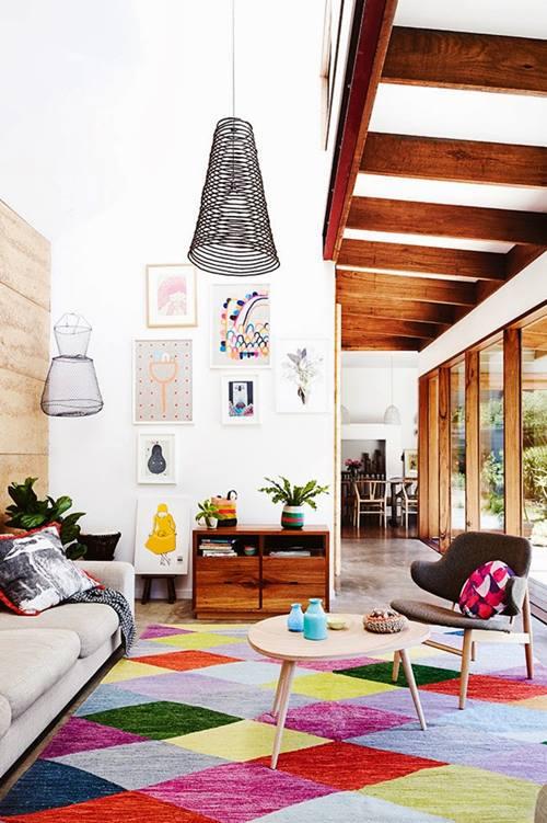7 salones bien decorados con el punto justo de modernidad y diseño 3