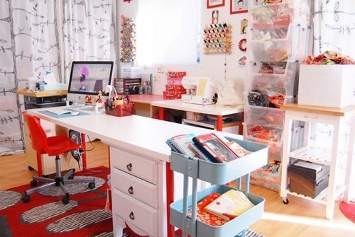 Cómo transformar camareras de cocina Ikea Rastog en muebles de almacenaje 10