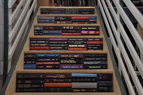 Decorar escaleras con ideas creativas para hacer tú mismo 2
