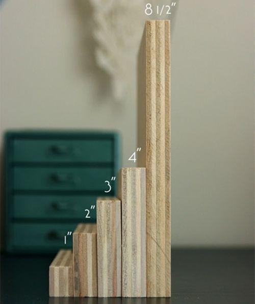 Estantes para libros DIY bonitos y funcionales 3