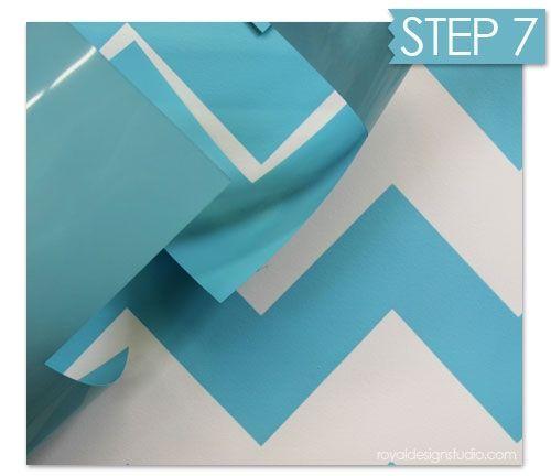 Nuevas ideas geométricas con plantillas para pintar paredes 9