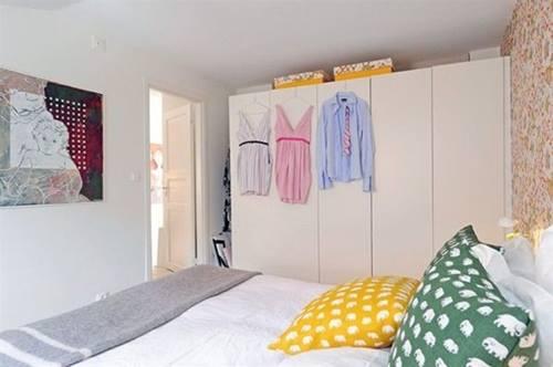 Decoración de interiores chic para ampliar una casa pequeña 7