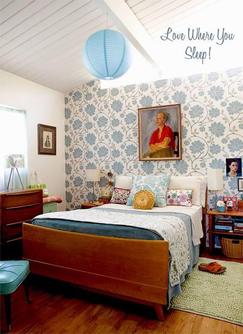 Una casa con decoración retro muy inspiradora 3