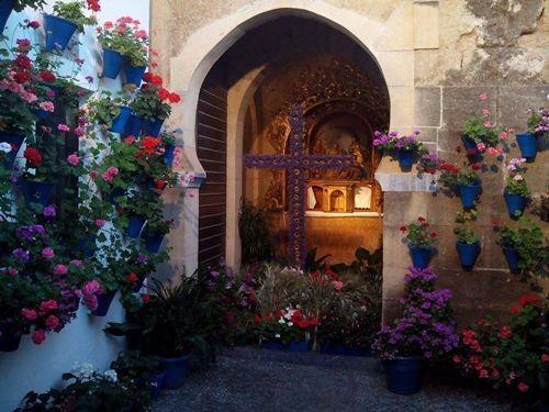 Fiesta de las Cruces de Mayo en Córdoba