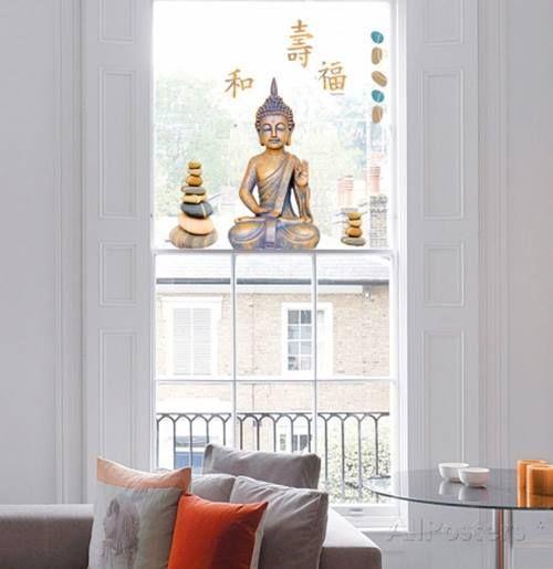 Vinilos para ventanas que sirven para decorar y dar intimidad 2