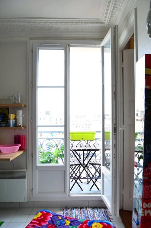 Casas con encanto el apartamento de Sofía en París 2